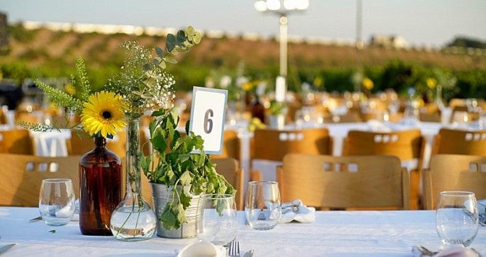 הפקת חתונה בקונספט יווני