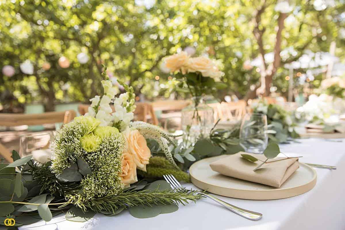 חתונה בטבע בלב הכרם