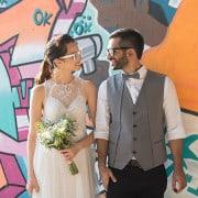 הפקת חתונה בטבע ליעל ונדב