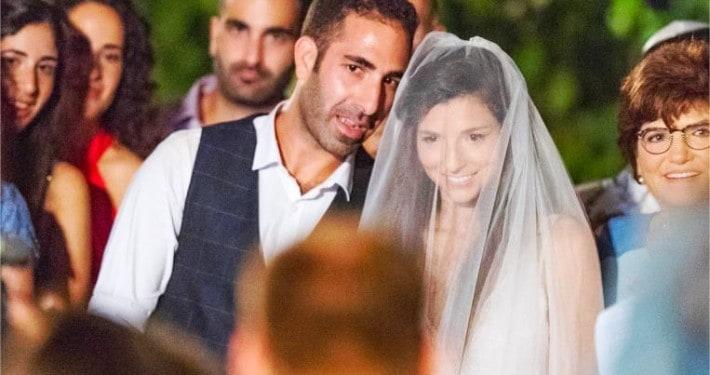 חתונה בטבע לרעות וששי