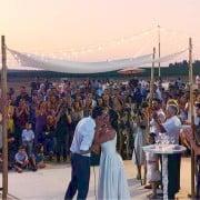 הפקת חתונה במושב