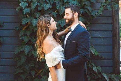 הפקת חתונה בטבע במטע אבוקדו