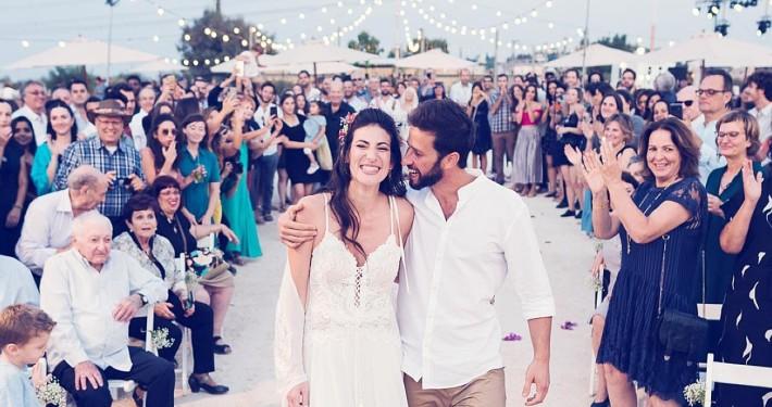 חתונה בכרם ענבים