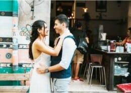 הפקת חתונה במטע אבוקדו