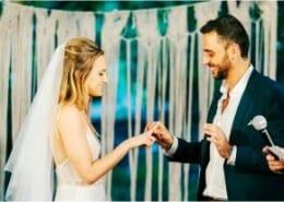הפקת חתונה במטע אבוקדו קסום