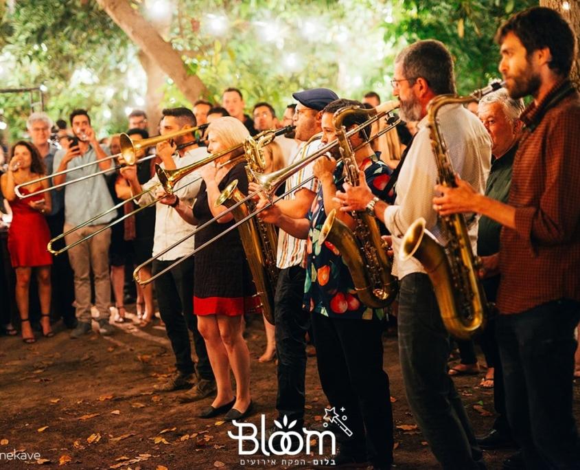 תזמורת לחתונה